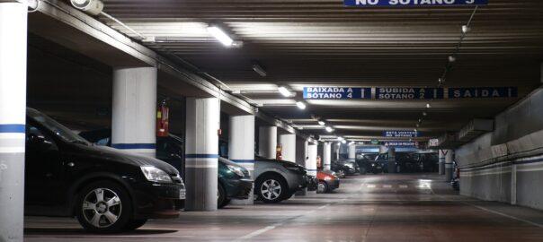 уборка гаражей и паркингов